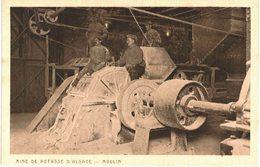 Wittelsheim - Mine De Potasse D'alsace -- Moulin - Francia