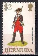 Bermuda 1988 - Military Uniforms - Bermudas