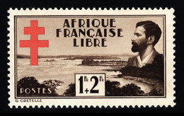 AEF 1955: N° 150 ** (YT155) - LUXE - A.E.F. (1936-1958)