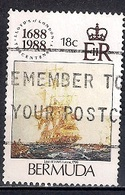 Bermuda 1988 - The 300th Anniversary Of Lloyd's Of London - Bermudas
