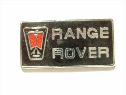 Pin's RANGE ROVER - LOGO EMAIL - Pin's