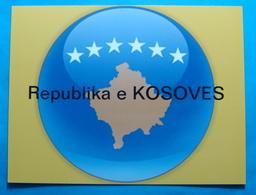 2018 Kosovo Flag, 10 Years Independence, Unused - Kosovo