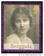 Bermuda 2002 - Queen Elizabeth The Queen Mother Commemoration, 1900-2002 - Bermudas