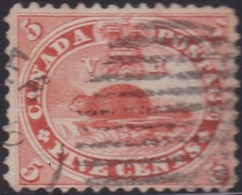 Canada        .     SG    .   31      .     O    .   Cancelled   .   /    .     Gebruikt - 1851-1902 Regering Van Victoria