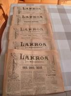 Lot Journaux Madagascar 1959 : Lakroa - Livres, BD, Revues