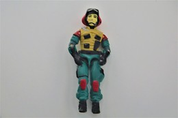 Vintage ACTION FIGURE GI JOE : LIFT-TICKET [tomahawk Pilot] - Original Hasbro 1986 - Hasbro - GI JOE - Action Man