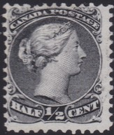 Canada        .     SG    .   46     .     O    .   Cancelled   .   /    .     Gebruikt - 1851-1902 Regering Van Victoria