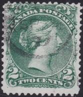 Canada        .     SG    .   48    .     O    .   Cancelled   .   /    .     Gebruikt - 1851-1902 Regering Van Victoria