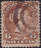 Canada        .     SG    .   50        .     O    .   Cancelled   .   /    .     Gebruikt - 1851-1902 Regering Van Victoria