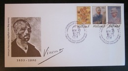 Enveloppe Van Gogh - Hollande - Art