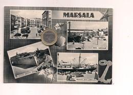 TP148 Sicilia MARSALA TRAPANI NON VIAGGIATA - Marsala