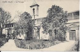 CPA  France   Gard  Uzes  Le Temple - Uzès