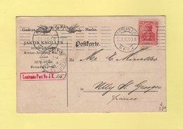 Carte Postale Illustree Jakob Knoller - Berlin - 1911 - Germania - Germany