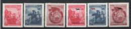 Jugoslavia 1949 Unif. 517/19+A24/26 **/MNH VF - 1945-1992 Repubblica Socialista Federale Di Jugoslavia