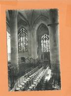 CPSM - Peronne -(Somme) - Intérieur De L'église Saint Jean - Peronne