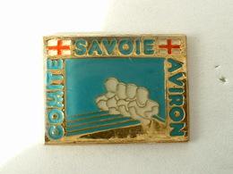 PIN'S COMITE SAVOIE AVIRON - Rowing