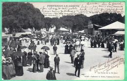 FONTENAY LE COMTE - LA FOIRE DE LA SAINT JEAN - Fontenay Le Comte