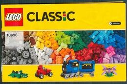 LEGO - 10696 INSTRUCTION MANUAL - Original Lego 2015 - Catalogues