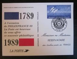 Souvenir France - Bicentenaire Révolution - 1989 - France