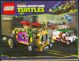 LEGO - 79104 INSTRUCTION MANUAL - Original Lego 2013 - Catalogues