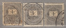 HUNGARY 1888 Used (o) Mi 27 #24439 - Hongrie