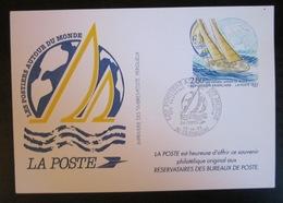 Souvenir France - Cherbourg - 1993 - Bateaux - France