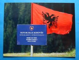 2018 Border, 10 Years Independence, Unused - Kosovo