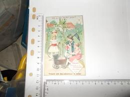 Chormo Cacao Bensdorp's -hebt Gy Caze Kat Ock Gezien ? Voir Photo Recto Verso - Chocolate