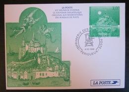Souvenir France - 1998 - Mont St Michel - France
