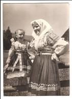 SLOVAQUIE. Cpsm N&B   - Costumes Traditionnels Du Belianské Tatras..  (scans Recto-verso) - Slovakia