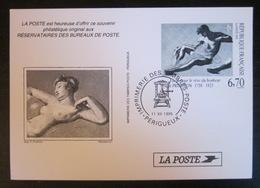 Souvenir France - 1995 - Nu - Pierre Prud'hon - France
