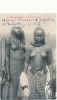 NU Ethnique - CASABLANCA, Jeunes Sénégalaises - Afrique Du Nord (Maghreb)