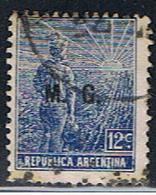(AR 355) ARGENTINA // Y&T 51 MG // 1912 - Oficiales