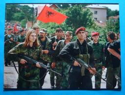 2018 Kosovo UCK, Unused - Kosovo