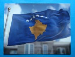 2018 Pristina, National Flag, 10 Years Independence,, Unused - Kosovo