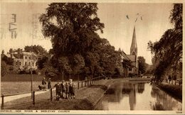 ENFIELD NEW RIVER WESLEYAN CHURCH - Londres – Suburbios
