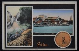 Slovenia - Ptuj, Pettau  - WW I, Franz Joseph I, Year 1915 - Slovenia