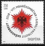 2018 Albanien Mi. 3576 **MNH  Year Of Skanderbeg, - Albania