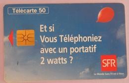 TELECARTE 09/95 SANS UNITE - Frankrijk