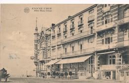 CPA - Belgique - Knokke - Hôtel Beau Séjour - Knokke