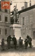 D15  AURILLAC  Statue Des Combattants  ..... - Aurillac