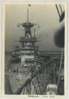 Bateau De Guerre Américain Dans Le Port De Yokohama . Japon . Japan . Juin 1934 . August ? - Boats