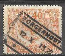 9S-733: N°TR106: BORGERHOUT - 1915-1921
