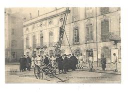 71 Macon Incendie Du Théatre 1907 - Macon
