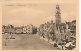 CPA - Belgique - Diksmuide - Dixmude -Panorama - Diksmuide