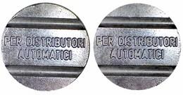 05502 GETTONE TOKEN JETON FICHA VENDING MACHINE DISTRIBUZIONE AUTOMATICA - Italy