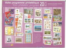 FRANCIA ENTERO POSTAL PHILPOSTE 2010 EMISSIONES PHILATELIQUES - Enteros Postales