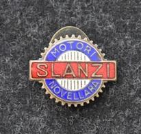 Italia - Slanzi Motori Novellara Badge, Enamel - Trademarks