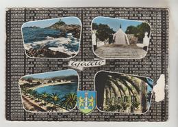 CPSM AJACCIO (Corse Du Sud) - Souvenir De.....4 Vues - Ajaccio