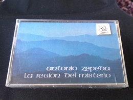 Antonio Zepeda: La Region Del Misterio/ Cassette Audio-K7 Olikan - Cassette